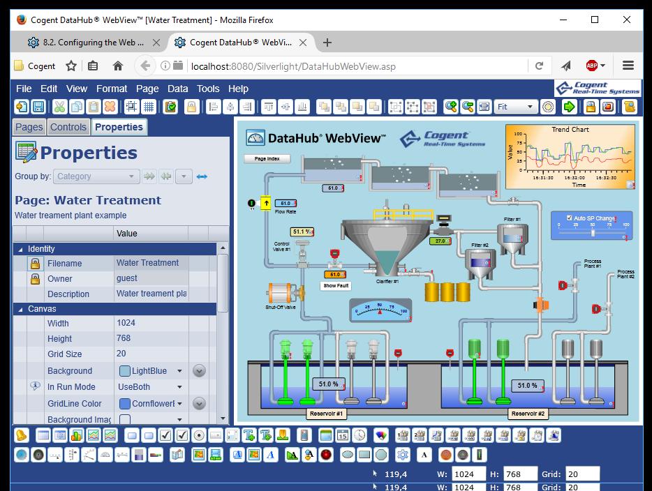 WebView screen capture